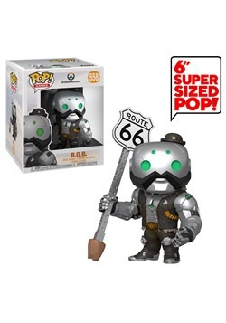 "Pop! Games: Overwatch -6"" B.O.B. update1"