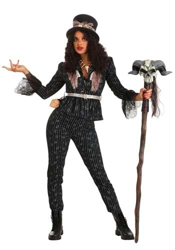 Women's Witch Doctor Costume