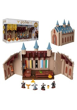 Hogwarts Great Hall Harry Potter Deluxe Playset