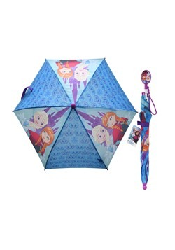 Frozen Kids Umbrella w/ Calmshell Handle