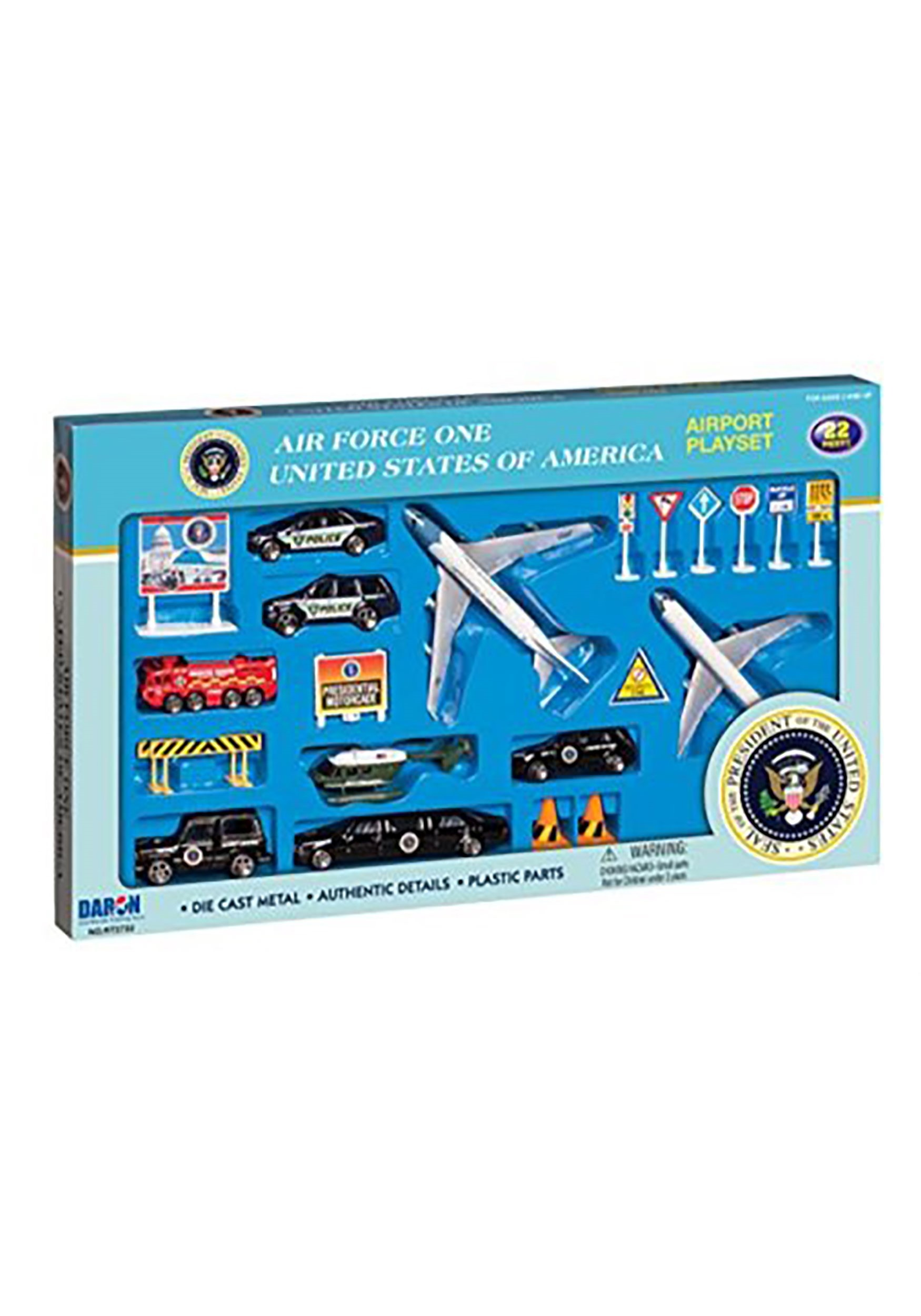 Air Force One Usa Vehicles Playset