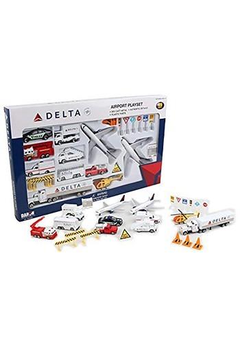 Delta Airport Playset