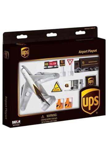UPS Airpot Playset