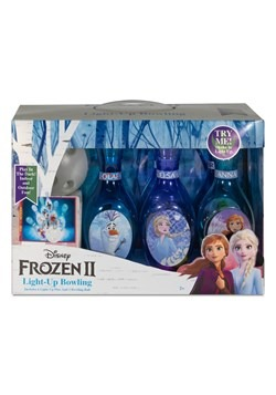 Frozen 2 Toy Bowling Set New