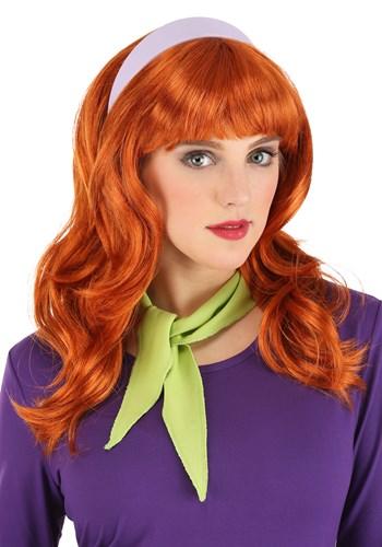 Women's Scooby Doo Daphne Wig