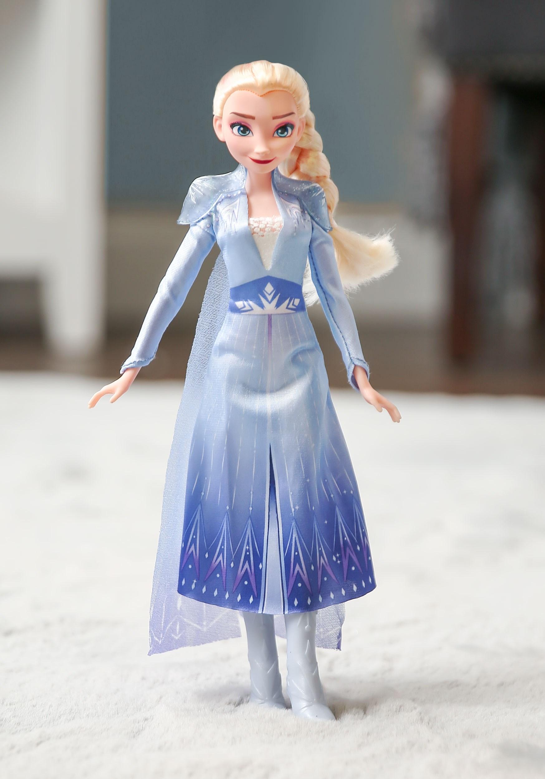 Elsa Disney Store Limited Edition doll - Frozen Photo