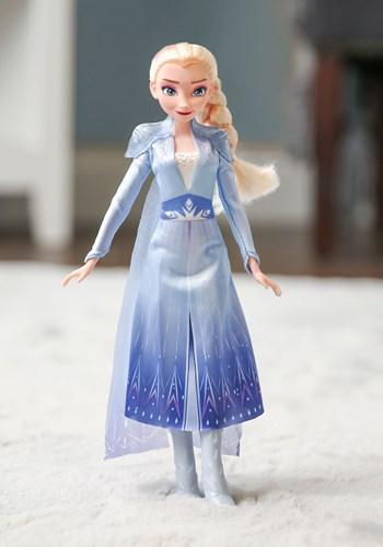 Frozen 2 Elsa Doll New