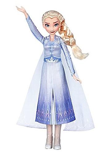 Frozen 2 Elsa Singing Doll