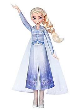 Frozen 2 Elsa Singing Doll