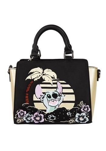 Loungefly Disney Stitch Satin Crossbody Bag Update