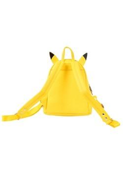 Loungefly Pikachu Faux Leather Mini Backpack Alt 1