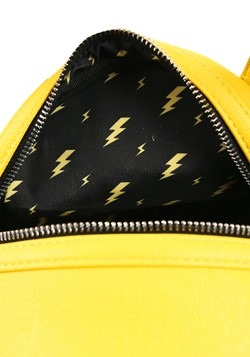 Loungefly Pikachu Faux Leather Mini Backpack Alt 2