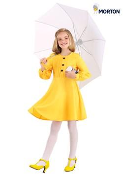 Kids Morton Salt Girl Costume