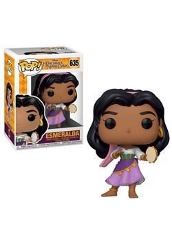 Pop! Disney: Hunchback of Notre Dame-Esmeralda upd