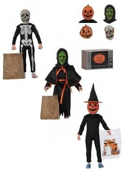 "Halloween 3 - 8"" Scale Clothed Figure Season Update"