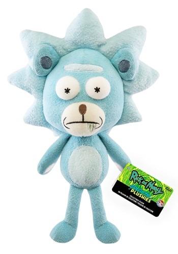 Galactic Plushies: Rick & Morty- Teddy Rick