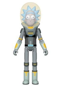Action Figure: Rick & Morty- Space Suit Rick