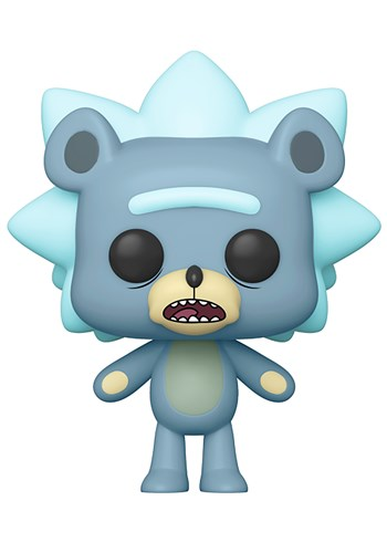Pop! Animation: Rick and Morty- Teddy Rick Update