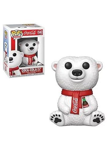 Pop! Ad Icons: Coca-Cola - Polar Bear upd
