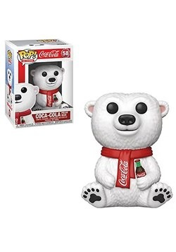 Pop! Ad Icons: Coca-Cola - Polar Bear upd