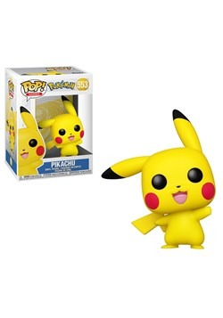 Pop! Games: Pokemon- Pikachu (Waving) upd