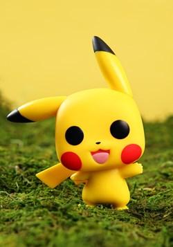 Pop! Games: Pokemon- Waving Pikachu alt1