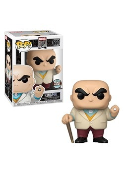 Pop! Marvel: 80th - First Appearance: Kingpin update