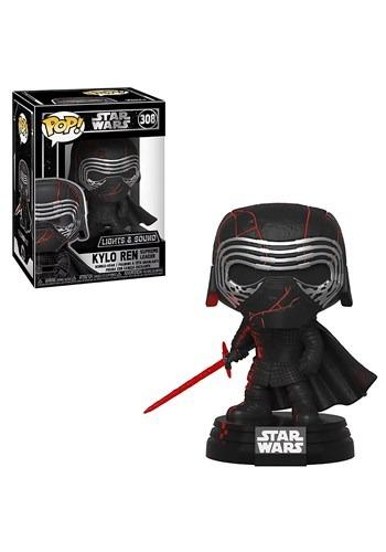 Pop! Star Wars: Rise of Skywalker- Kylo Ren (Electronic) New