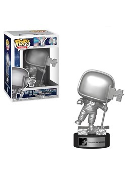 Funko Pop! Icons: MTV - Moon Person upd