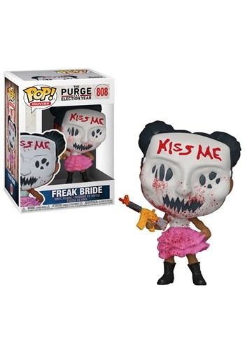 Pop! Movies: The Purge - Freakbride (Election Year) upd