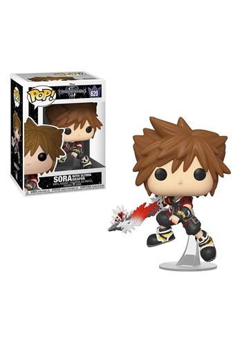 Pop! Disney: Kingdom Hearts 3 S2 - Sora w/ Ultimate Weapon u