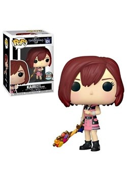 Pop! Disney: Kingdom Hearts 3 S2 - Kairi w/ Keyblade upd