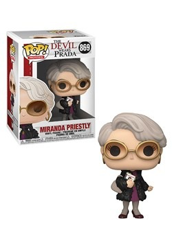 Pop! Movies: Devil Wears Prada - Miranda Priestly upd