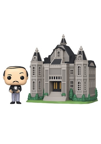 Pop! Town: Batman 80th-Wayne Manor w/ Alfred