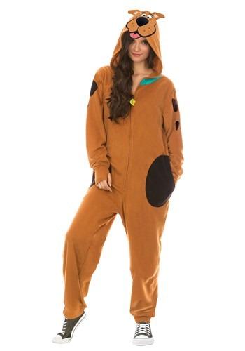 Scooby Doo Union Suit