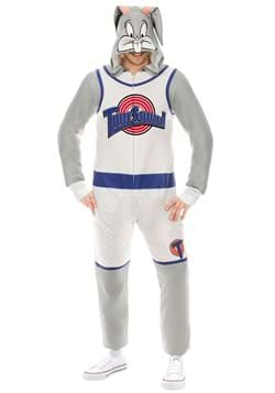 Space Jam Bugs Bunny Onesie Union Suit