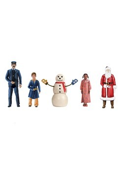 Lionel The Polar Express Snowman & Children People