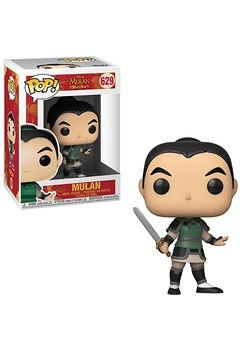 Pop! Disney: Mulan - Mulan as Ping upd