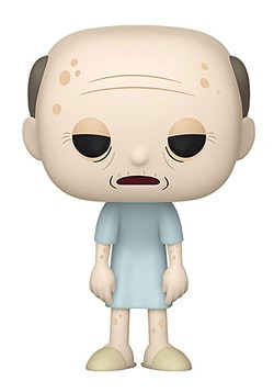 Pop! Animation: Rick & Morty- Hospice Morty