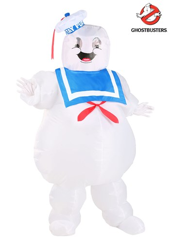 Ghostbusters Child Inflatable Stay Puft Costume