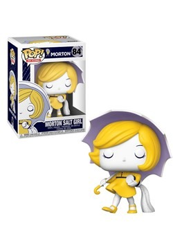 Pop! Ad Icons: Morton - Salt Girl