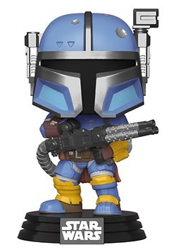 Pop! Star Wars: Mandalorian- Heavy Infantry Mandalorian