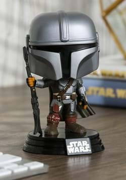 Pop! Star Wars: Mandalorian- The Manalorian