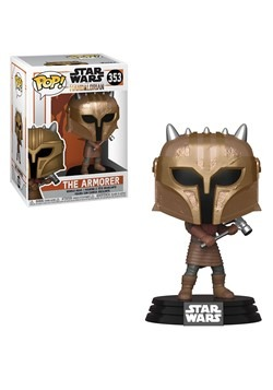 Pop! Star Wars: Mandalorian- The Armorer