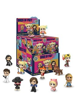 Mystery Minis 3 Inch Birds of Prey Blind Box Figure