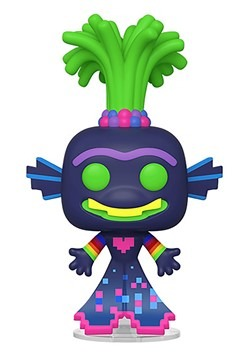 Pop! Movies: Trolls World Tour- King Trollex