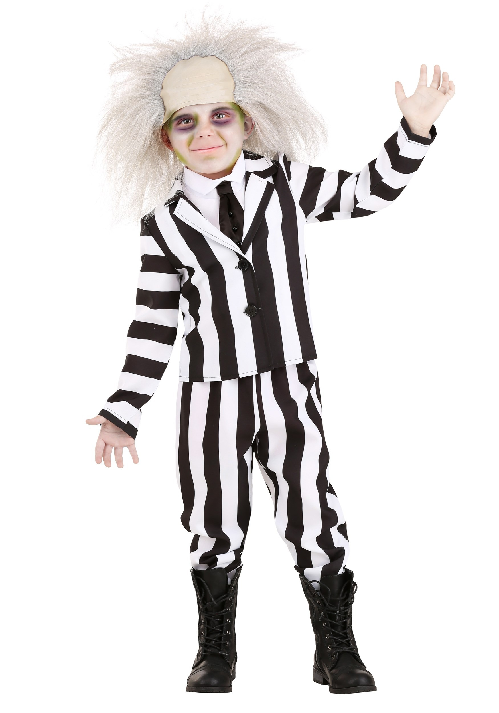 Beetlejuice Costume For Toddler S