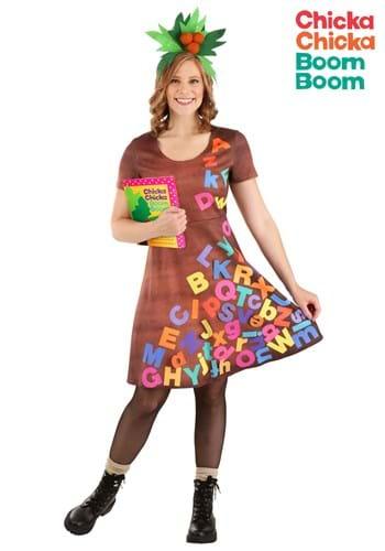 Women's Chicka Chicka Boom Boom Costume