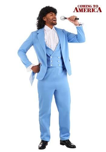 Mens Coming to America Randy Watson Costume