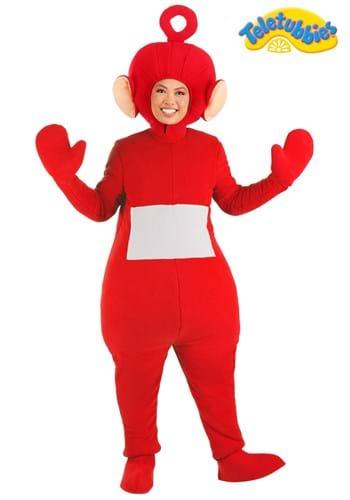 Plus Size Po Teletubbies Costume